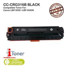 Canon 316 CRG316 Black (Single Unit)
