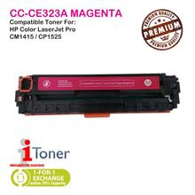 HP 128A CE323A Magenta (Single Unit)