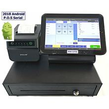 2018 POS System Promo Set - Android 12' AIO Touch POS Set+POS Software