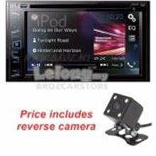 Pioneer AVH-295BT In-Dash Double DIN DVD Multimedia