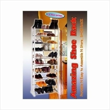 10 Tier Stainless Steel Amazing Shoe Racks