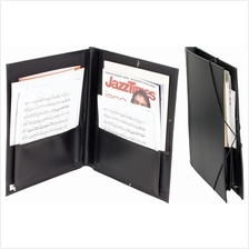 Prom Hall High Quality PU Leather Music Folder