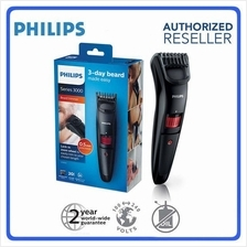 Philips QT4005 Rechargeable Beard Trimmer Series 3000 Stubble Trimmer
