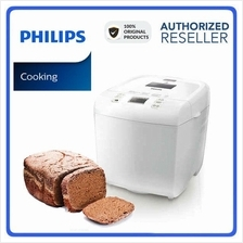 Original Philips HD9015 Bread Maker Silent & Compact with 12 Menu