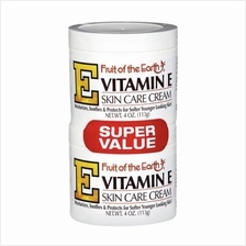 Fruit of the Earth Vitamin E SkinCare Cream (Set of 2 x 113g)