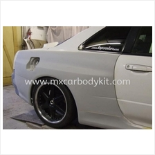 NISSAN SKYLINE GTR R34 REAR ARCHES