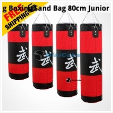 Punching Bag Kick Boxing Sand Bag Muay Thai Fitness Training 100cm