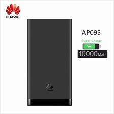Huawei AP09S Supercharge Type C 5A Power Bank 10000mAh (Black)