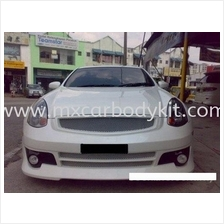 NISSAN SKYLINE G35 2002 J-EMOTION DESIGN FRONT BUMPER