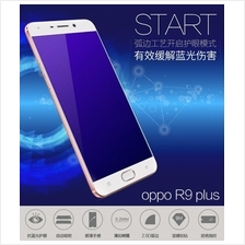 Anti Blue Ray Full Cover Tempered Glass Oppo F5 R9S Plus