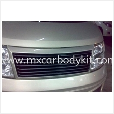 NISSAN ELGRAND 2005 E51 W-BLOOD STYLE FRONT GRILLE