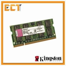 Kingston 2GB DDR2 667MHZ (PC2-5300S) Notebook Memory RAM - KVR667D2S5/