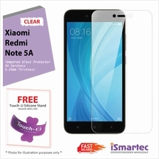 [Wholesale] Xiaomi Redmi Note 5A Tempered Glass Protector 0.26mm + 9H ..