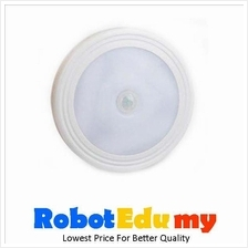 Portable Wireless PIR LDR 2 in 1 Warm White LED DS37A