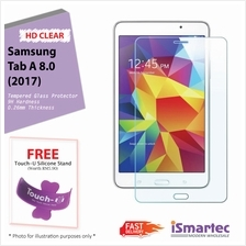 Samsung Galaxy Tab A 8.0 (2017) Tempered Glass Protector 0.26mm + 9H