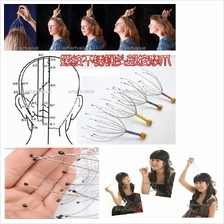 Acheive Good Health & Stress Release with The Head Neck Scalp Massager