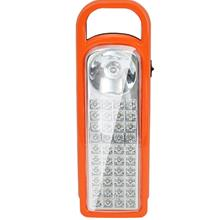 HETCH Battery-operated LED Light 40 LED + 0.5 Torch LED Light (Orange+Black) -