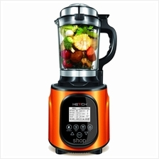 HETCH Intelligent  & Multifunctional Blender (Black + Orange) + Soup Maker 220