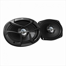 JVC CS-J6930 400W 6x9 3-Way J Series Coaxial Car Speakers - Pair