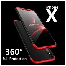 iphone X 8 7 6 6S PLUS 5 5S SE GKK 360 protection case