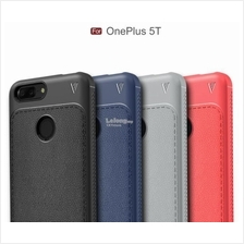 OnePlus 5T 1+5T New Leather SKIN Full Protection TPU Case