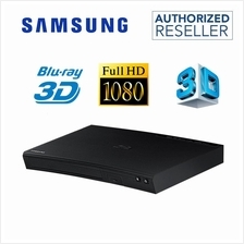 Samsung BD-J5500 HDMI 3D Blu Ray Player Curve Design