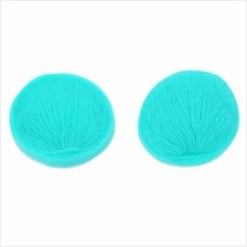 2PCS DIY SILICONE PEONY FLOWER MOLD FONDANT CAKE DECORATING TOOL DECOR