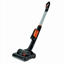 HETCH Cordless + Dual Battery Vacuum Cleaner Black - CVC-1407-HC + CVC1407HC-4)