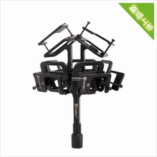 7 heads waterproof Professional Gimbal Stabilizer for GoPro Hero 5