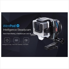 Wenpod x1 Handheld Stabilizer Gimbal for GoPro 3/3+/4/5 and smartphone