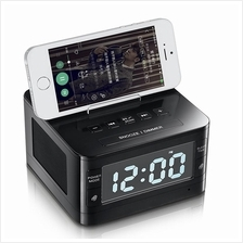 K7 BT Multifunction Bluetooth Alarm Clock Radio Call Stereo Speaker