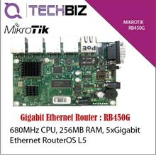 RB450G Mikrotik 5-Port Gigabit Ethernet Router