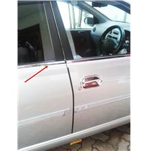 Perodua Viva Window Trim Panel Stainless Steel
