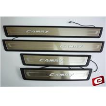 OEM Toyota Camry 2012-2016 LED Door Sill Scuff Plate