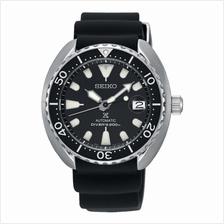 SEIKO . SRPC37K1 . Prospex . M . Mini Turtle . RSB . Automatic . Black