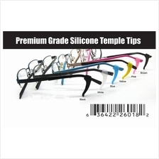Sports & Active Silicone Temple Tips (1 Set for 5 Pairs)