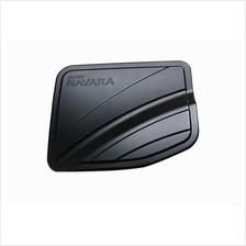 NISSAN NAVARA 15 FUEL TANK COVER (BLACK)