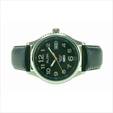 Alba Men Day, Date Watch VJ43-X030BSL