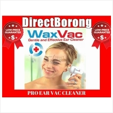 ASOTV WaxVac Electronic Cordless Ear Wax Vac Cleaner