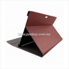 Microsoft Surface PRO 4 Premium Leather Protective Case - Brown