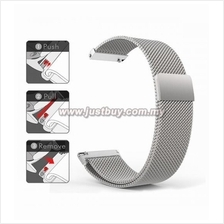 Samsung Gear S3 Classic/S3 Frontier Stainless Steel Magnetic Band