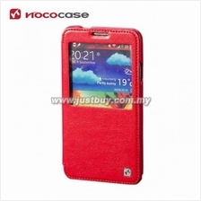 Samsung Galaxy Note 3 HOCO Leather Case - Red