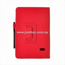 Acer Iconia B1-710 Leather Case - Red