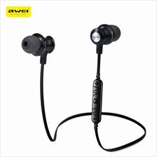 AWEI A980BL BLUETOOTH 4.0 WIRELESS SPORTS EARPHONES WITH HANDSFREE VOL