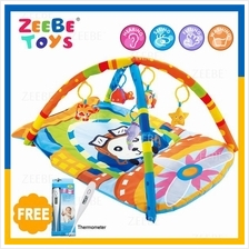 ZEEBE Large Baby Play Soft Gym Soft Mat Toy Travel Small Panda Design