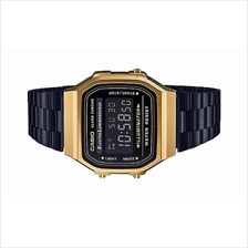 CASIO Vintage Series Digital Watch A168WEGB-1B