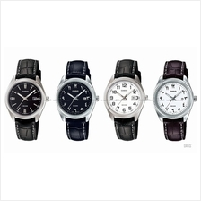 CASIO LTP-1302L STANDARD His & Her date leather strap *Variants