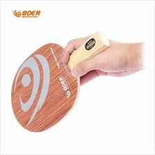 BOER HIGH-END PING PONG RACKET TABLE TENNIS PADDLE BAT WITH ROSEWOOD B