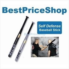Self Defense Thick Steel Baseball Stick Bat Rod Weapon Safety Security