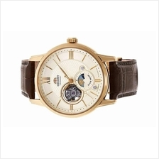 ORIENT Men Mechanical Sun Moon Collection RA-AS0004S